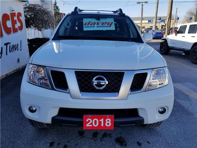 2018 Nissan Frontier PRO-4X (Stk: 19-009) in Oshawa - Image 2 of 16
