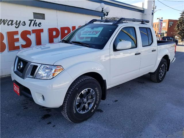2018 Nissan Frontier PRO-4X (Stk: 19-009) in Oshawa - Image 3 of 16