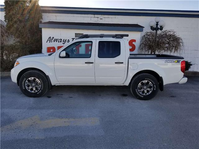 2018 Nissan Frontier PRO-4X (Stk: 19-009) in Oshawa - Image 4 of 16