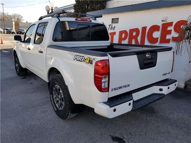 2018 Nissan Frontier PRO-4X (Stk: 19-009) in Oshawa - Image 5 of 16