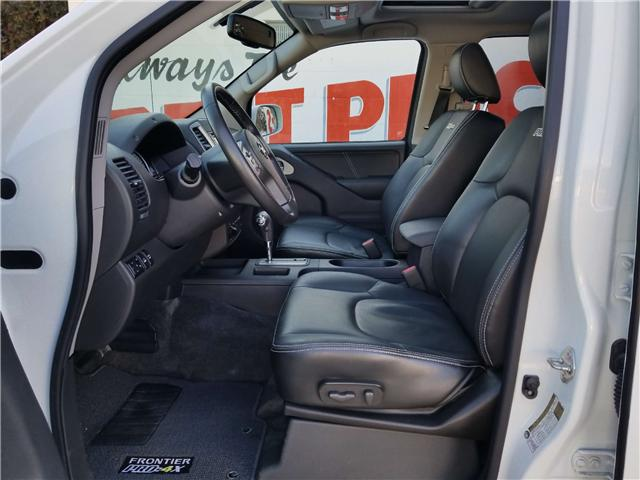2018 Nissan Frontier PRO-4X (Stk: 19-009) in Oshawa - Image 7 of 16