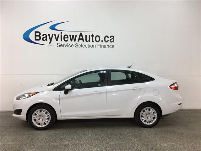 2015 Ford Fiesta S (Stk: 33919J) in Belleville - Image 1 of 25