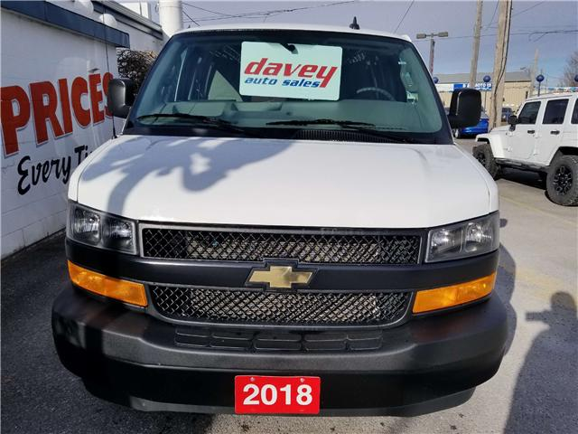 2018 Chevrolet Express 2500 Work Van (Stk: 19-006) in Oshawa - Image 2 of 10