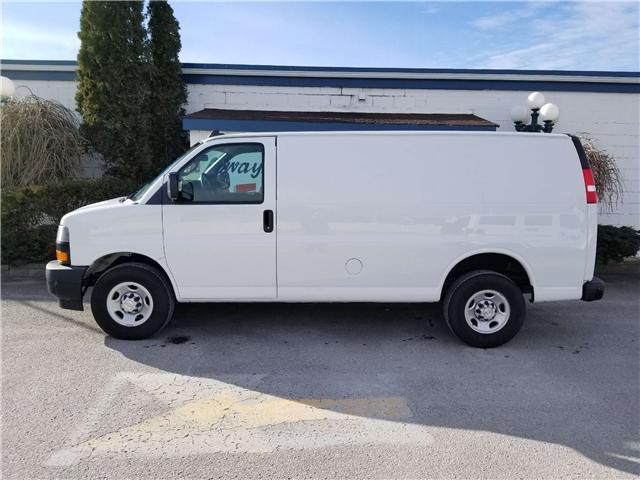 2018 Chevrolet Express 2500 Work Van (Stk: 19-007) in Oshawa - Image 4 of 10
