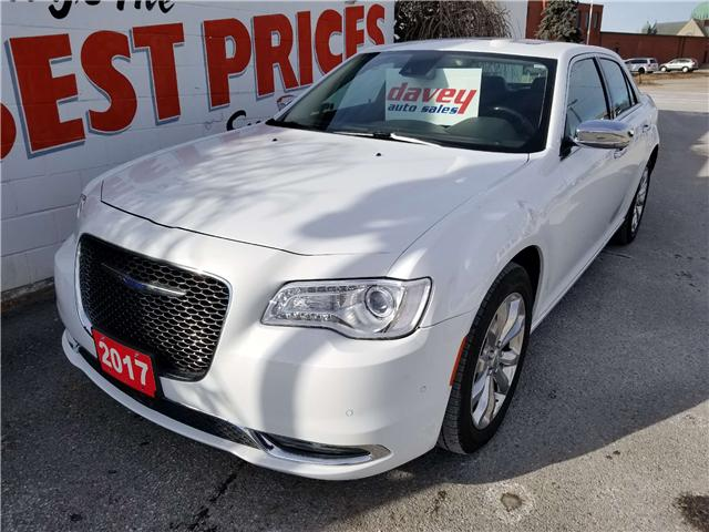 2017 Chrysler 300 C (Stk: 19-002) in Oshawa - Image 1 of 20
