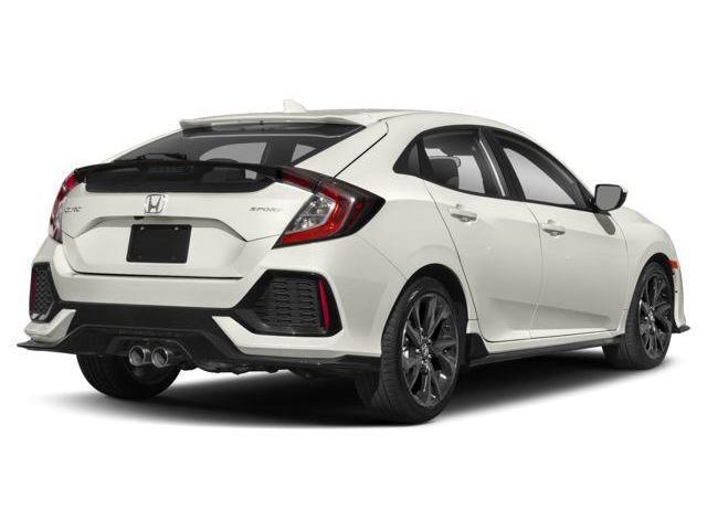 2019 Honda Civic Sport (Stk: 57250) in Scarborough - Image 3 of 9