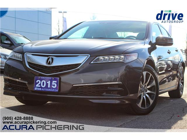 2015 Acura TLX Tech (Stk: AP4728) in Pickering - Image 1 of 28