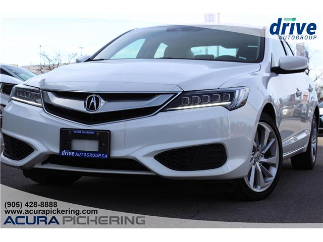 2016 Acura ILX Base (Stk: AP4729) in Pickering - Image 1 of 28