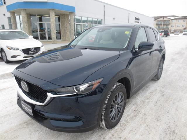 2019 Mazda CX-5 GS (Stk: M19030) in Steinbach - Image 1 of 22