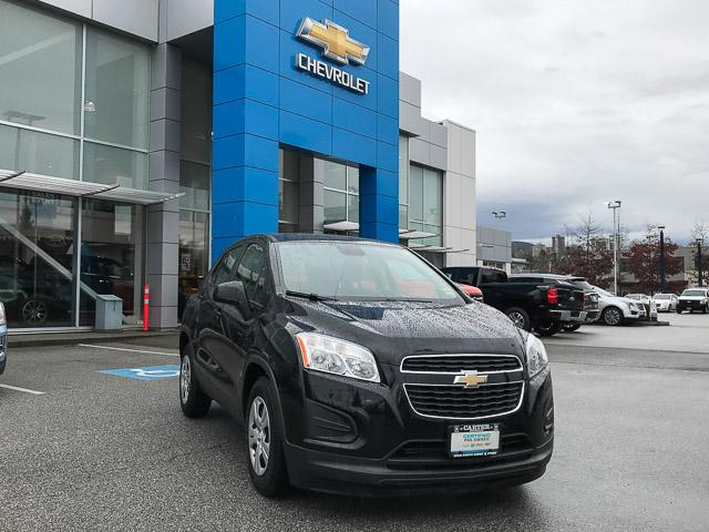 2015 Chevrolet Trax LS (Stk: 8K96021) in North Vancouver - Image 2 of 25