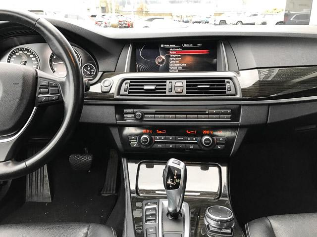 2015 BMW 528i xDrive (Stk: 971850) in North Vancouver - Image 9 of 28