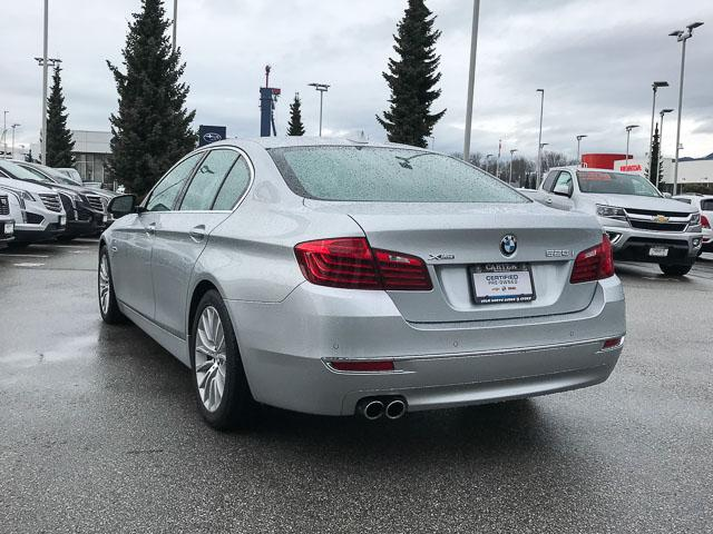 2015 BMW 528i xDrive (Stk: 971850) in North Vancouver - Image 3 of 28