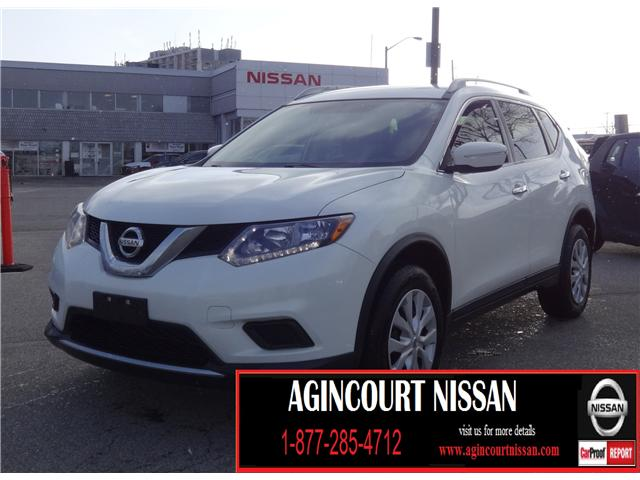 2014 Nissan Rogue S (Stk: KC752938A) in Scarborough - Image 1 of 19
