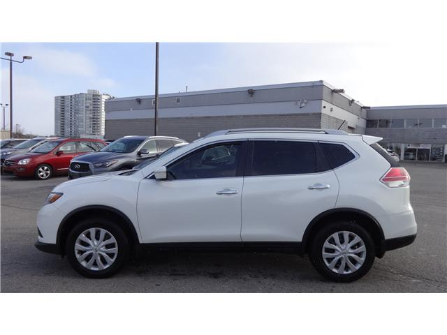 2014 Nissan Rogue S (Stk: KC752938A) in Scarborough - Image 2 of 19