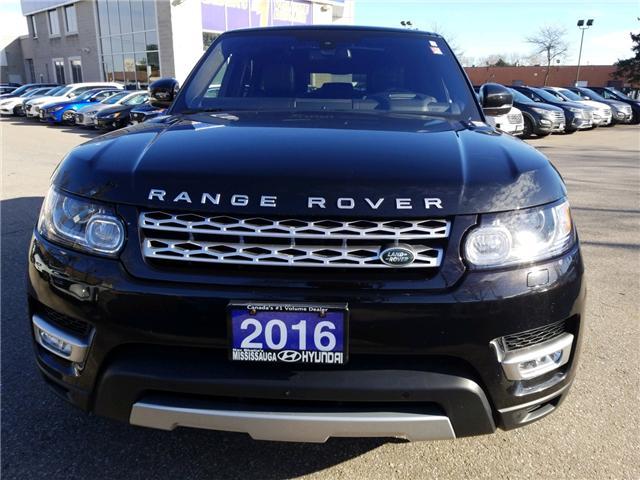 2016 Land Rover Range Rover Sport V6 SE (Stk: op9001) in Mississauga - Image 2 of 25