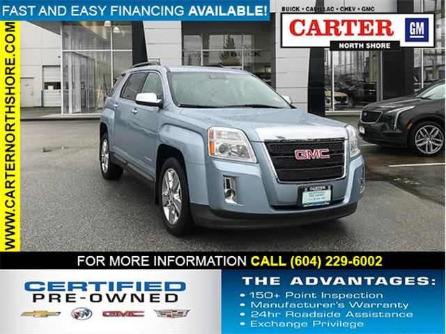 2015 GMC Terrain SLE-2 (Stk: 971860) in North Vancouver - Image 1 of 27