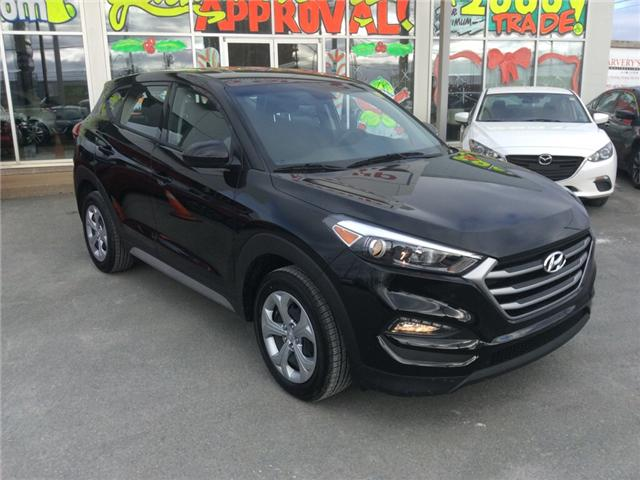 2018 Hyundai Tucson Base 2.0L (Stk: 16389) in Dartmouth - Image 2 of 23