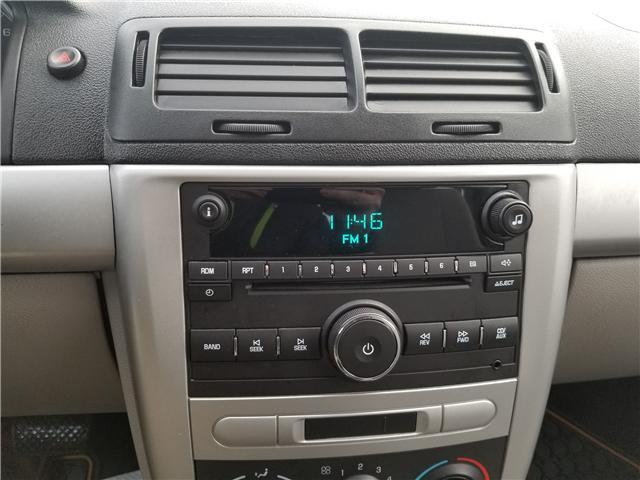 2010 Chevrolet Cobalt LS (Stk: M18405A) in Saskatoon - Image 19 of 22