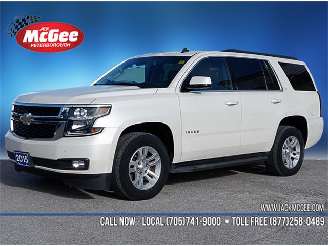 2015 Chevrolet Tahoe LT (Stk: 19315A) in Peterborough - Image 1 of 22