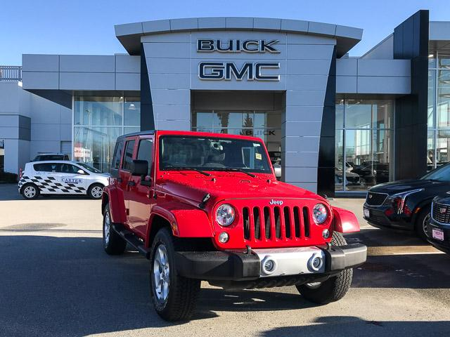 2015 Jeep Wrangler Unlimited Sahara (Stk: 8CL79882) in North Vancouver - Image 2 of 28