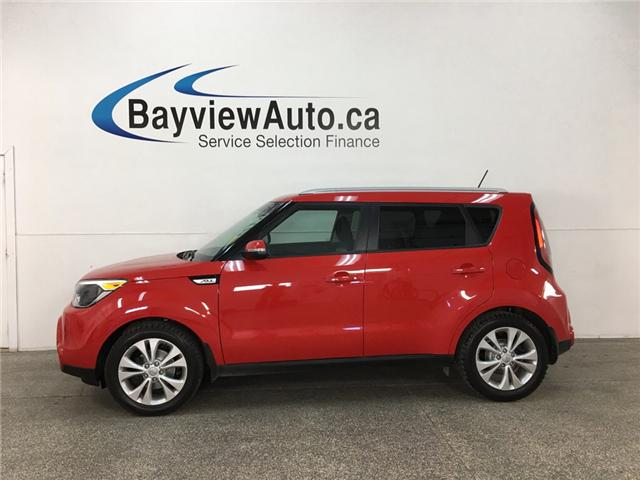 2015 Kia Soul EX (Stk: 34230J) in Belleville - Image 1 of 27