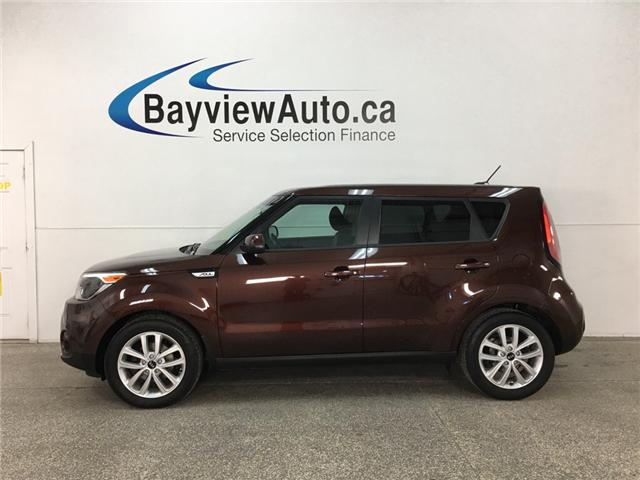2018 Kia Soul EX (Stk: 34187J) in Belleville - Image 1 of 28