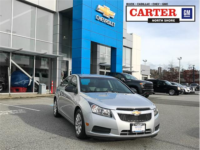 2011 Chevrolet Cruze LS (Stk: 971541) in North Vancouver - Image 1 of 24