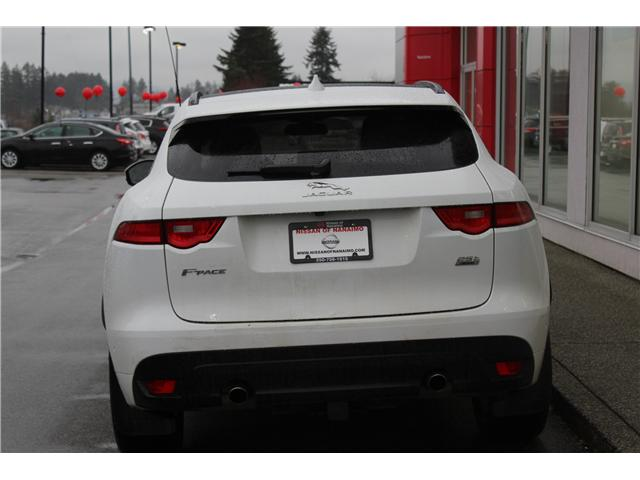 2018 Jaguar F-PACE 25t R-Sport (Stk: 8A6350A) in Nanaimo - Image 4 of 9