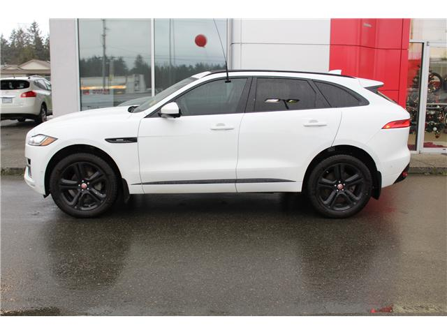 2018 Jaguar F-PACE 25t R-Sport (Stk: 8A6350A) in Nanaimo - Image 2 of 9
