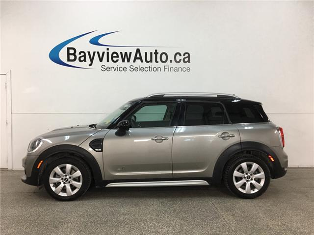 2019 MINI Countryman Cooper (Stk: 34252W) in Belleville - Image 1 of 24