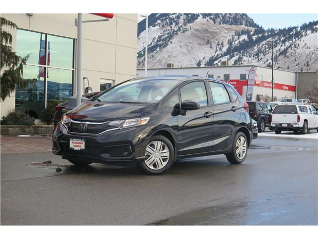 2019 Honda Fit LX (Stk: N14325) in Kamloops - Image 1 of 18