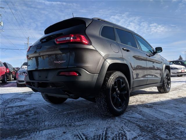 2016 Jeep Cherokee Trailhawk (Stk: ) in Bolton - Image 5 of 26