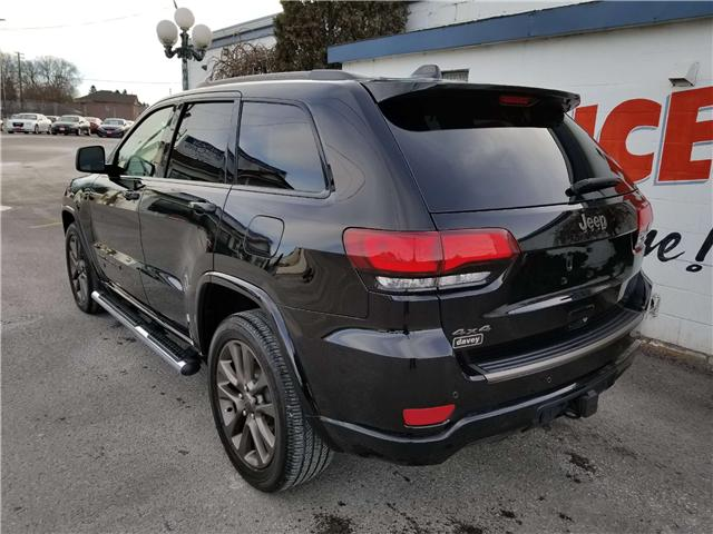 2017 Jeep Grand Cherokee Limited (Stk: 18-741) in Oshawa - Image 5 of 17