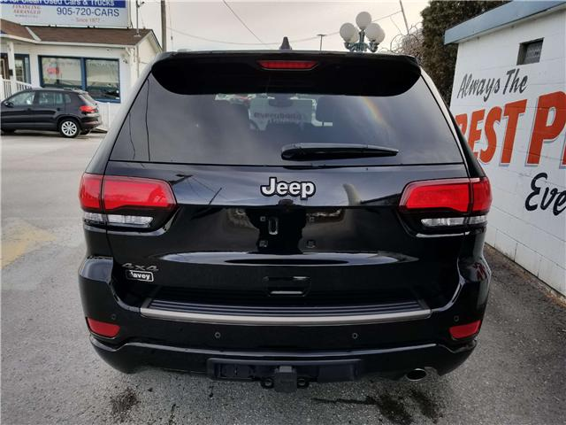 2017 Jeep Grand Cherokee Limited (Stk: 18-741) in Oshawa - Image 6 of 17