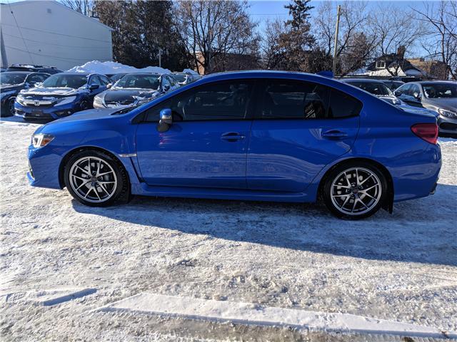 2017 Subaru WRX STI Sport-tech (Stk: 836298) in Ottawa - Image 3 of 5