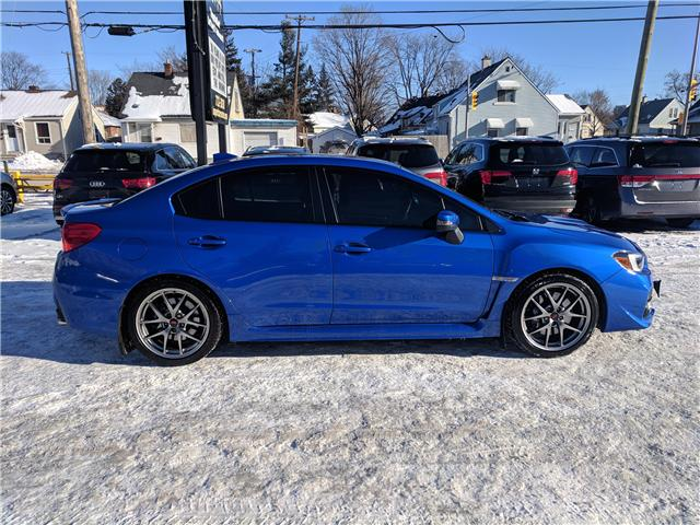 2017 Subaru WRX STI Sport-tech (Stk: 836298) in Ottawa - Image 5 of 5