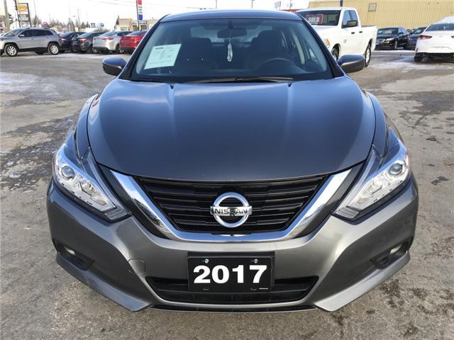 2017 Nissan Altima 2.5 (Stk: 19010) in Sudbury - Image 2 of 11