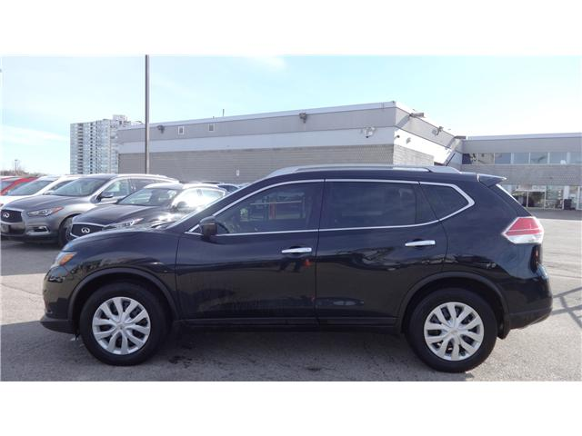 2016 Nissan Rogue S (Stk: U12373) in Scarborough - Image 2 of 19