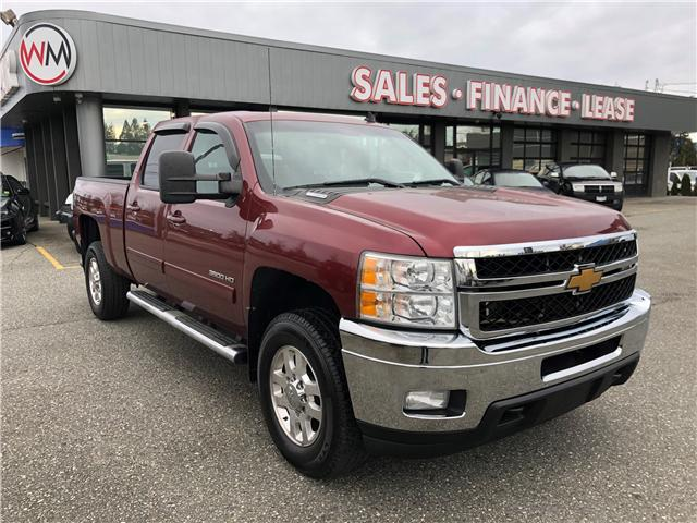 2013 Chevrolet Silverado 3500HD LTZ (Stk: 13-189266) in Abbotsford - Image 1 of 15
