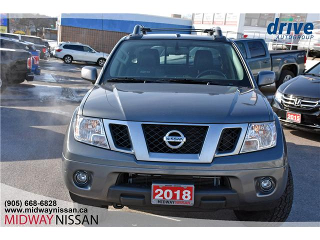 2018 Nissan Frontier PRO-4X (Stk: U1565R) in Whitby - Image 3 of 25