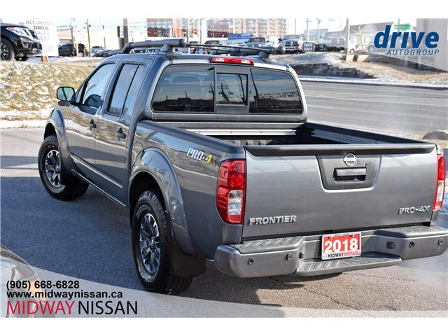 2018 Nissan Frontier PRO-4X (Stk: U1565R) in Whitby - Image 5 of 25