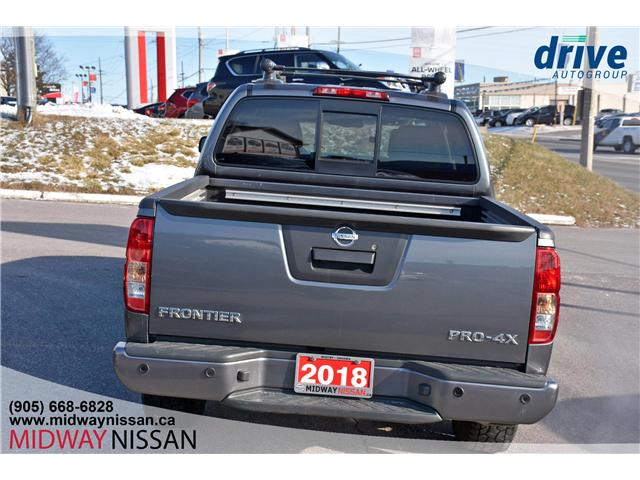 2018 Nissan Frontier PRO-4X (Stk: U1565R) in Whitby - Image 6 of 25