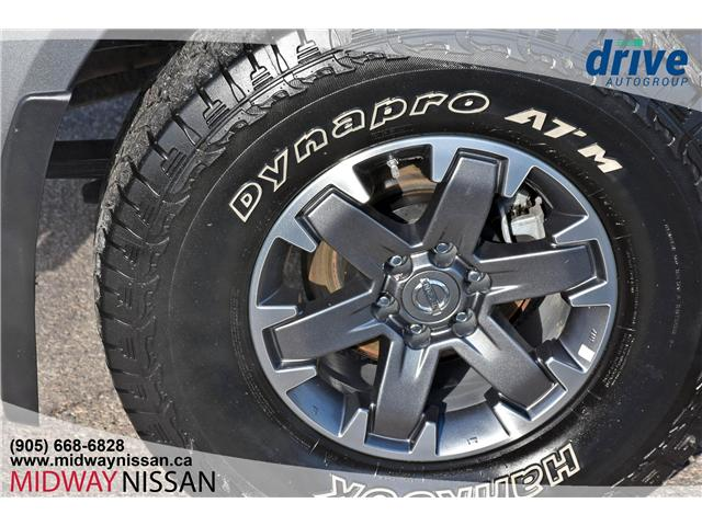 2018 Nissan Frontier PRO-4X (Stk: U1565R) in Whitby - Image 8 of 25