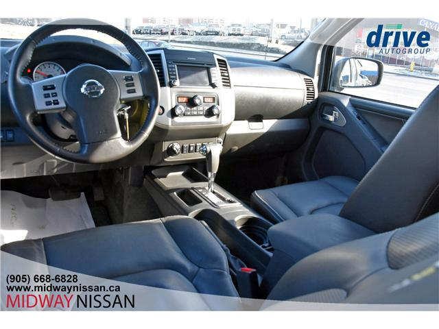 2018 Nissan Frontier PRO-4X (Stk: U1565R) in Whitby - Image 2 of 25