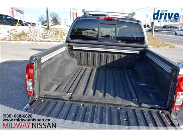 2018 Nissan Frontier PRO-4X (Stk: U1565R) in Whitby - Image 13 of 25