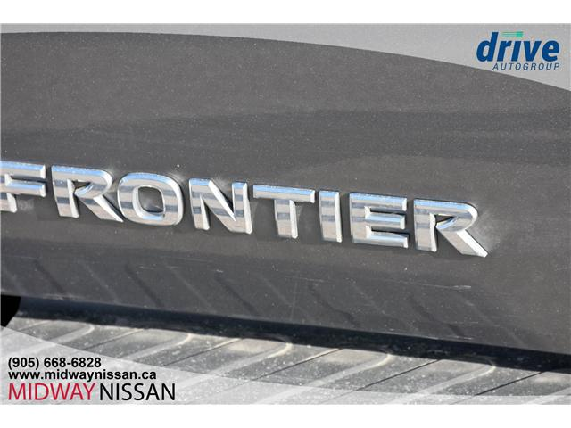2018 Nissan Frontier PRO-4X (Stk: U1565R) in Whitby - Image 14 of 25