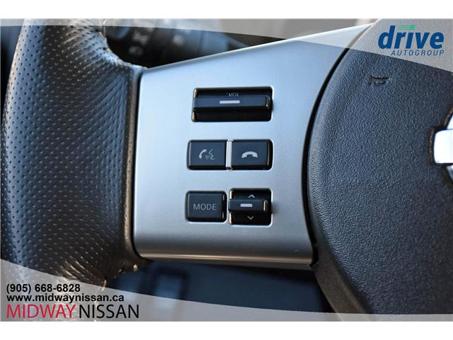 2018 Nissan Frontier PRO-4X (Stk: U1565R) in Whitby - Image 20 of 25