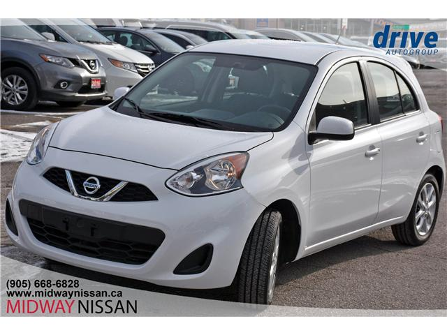 2018 Nissan Micra SV (Stk: JC7820074B) in Whitby - Image 4 of 20