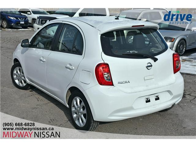 2018 Nissan Micra SV (Stk: JC7820074B) in Whitby - Image 5 of 20