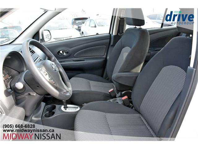 2018 Nissan Micra SV (Stk: JC7820074B) in Whitby - Image 12 of 20
